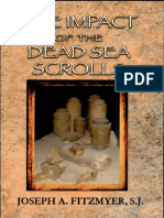 Fitzmyer J. A. - The Impact of the Dead Sea Scrolls