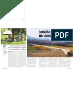 Nova Origem no caderno Planeta Terra do jornal O Globo