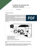 Bomba Rotativa de Inyección de Émbolos Radiale3