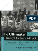 The Ultimate King's Indian Atta - Dunnington, Angus