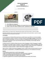 Ciencias Económicas y Políticas 10