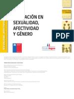 Formacion Sexualidad y Afectividad de Genero