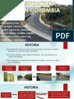 Infraestructura Vial en Colombia Dubis
