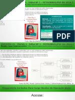 QUESTÃO 21 PROVA 5 PETROBRÁS 2014 COMENTADA | Química Para Concurso Técnico de Operação da Petrobrás