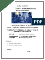 CHARLA EDUCATIVA Paciente Preoperatorio (1)