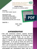 El Cinco de Abril en La Prensa Limeña