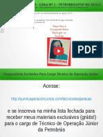QUESTÃO 24 PROVA 5 PETROBRÁS 2014 COMENTADA | Química Para Concurso Técnico de Operação da Petrobrás
