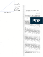 Leopoldo Zea - Identidad en América Latina