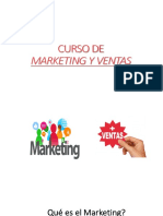 Conquito Curso de Marketing y Ventas - Participantes