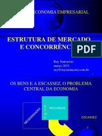 Estruturas de Mercado MBA UFF 2011