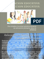Planeación Educativa o Ficción Educativa 2