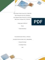 Unidad 3 Paso 4 .Fase 3 – Trabajo Colaborativo 3