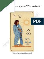 El Tarot Egipcio - Significados - Noor Tarot Canal Espiritual