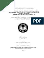 Contoh Proposal Skripsi Kimia