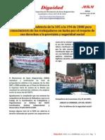 Dignidad Especial 3, MBM CNTE