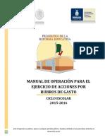 Manual Para El Ejercicio de Acciones1 0