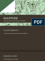 Expo Halftone