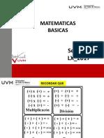 Sesion 1 de Matematicas Aplicadas 22 de Nov 2016