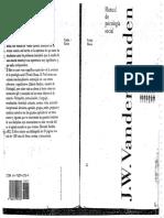 JVZ- Capítulo II - Percepciones y Atribuciones Sociales