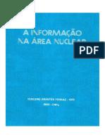 A Informação Na Área Nuclear e a Estrutura de Trabalhos Científicos