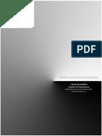 Plan de Clase Taller de Diseño I (Semestre 2017-II)