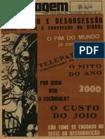 Mensagem  - Jornal J. Herculano Pires