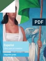Primaria Segundo Grado Espanol Libro Para El Maestro Libro de Texto