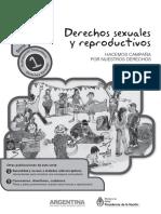 Derechos Sexuales y Reproductivos - Ministerio de Salud de La Nación