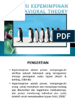 Behavioral theory Kelompok IV.pptx