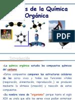 Principios de La Quimica Organica