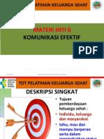 MI.6 - Promkes - Komunikasi Efektif