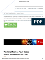 Whirlpool Washing Machine Fault Codes.pdf