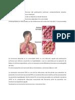 Neumonia Extrahospitalaria
