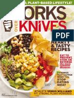 Fork Over Knives 2017 Magazine
