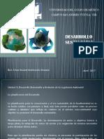 Tema 3 Desarrollo Sustentable y Evolución de La Legislación Ambiental 29 Abril 2017