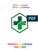 326450205 Kerangka Acuan Program Keluarga Berencana Puskesmas Lasusua Kabupaten Kolaka Utara Tahun 2015