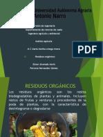 RESIDUOS-ORGÁNICOS