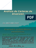 Analisis de carteras de Inversion.pps