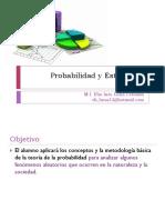 Probabilidad y Estadistica T1