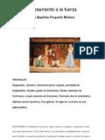 Tmp 8506 Casamiento a La Fuerza de Moliere en Carta Varias Hojas(4)1458494270