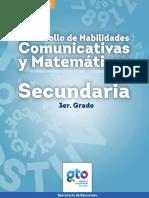 3ro Sec Desarrollo de Habilidades 2013