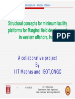 Marginal Field Development Concepts for Western Offshore