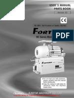 Sunstar Fortuna AC Servo Motor Series III