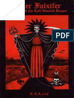 Liber Falxifer the Book of the Left Handed Reaper