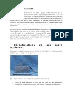 Diseño de Un Amplificador de RF