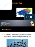 Nomenclatura de los polimeros