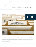 The Financial KPI Library_ 68 Measures to Consider Tracking