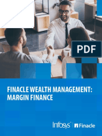 Finacle Wealth Management Margin Finance