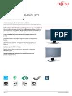 Ds Display b24w 5 Eco