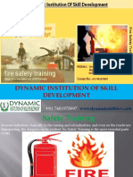 Best Fire Safety Training in Patna-Dynamic Skill Development
